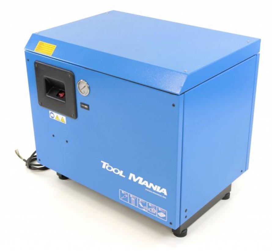 TM Silenced Compressor 10 PS, 400 V.