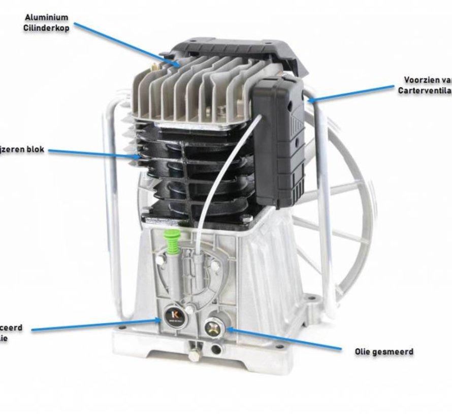 Kamaro K60 Kompressorpumpe 1088 l / pm