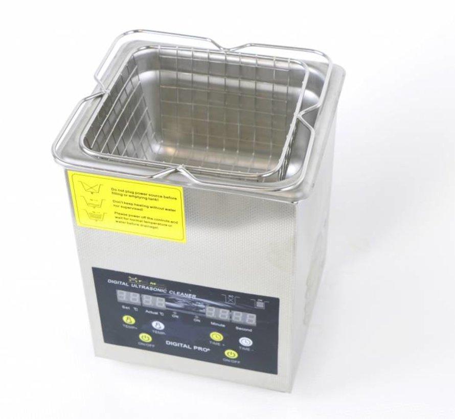 Professioneller 2 Liter Ultraschallreiniger