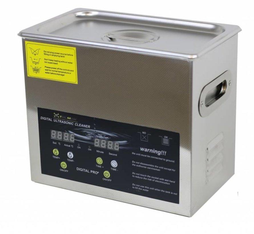 Profi 3 Liter Ultrasoon Reiniger