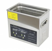 TM TM Professional 3 Liter Ultrasonic Cleaner