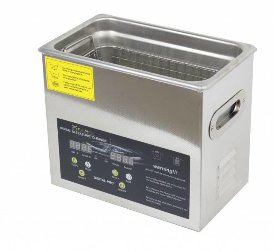 TM Professional 3 Liter Ultraschallreiniger