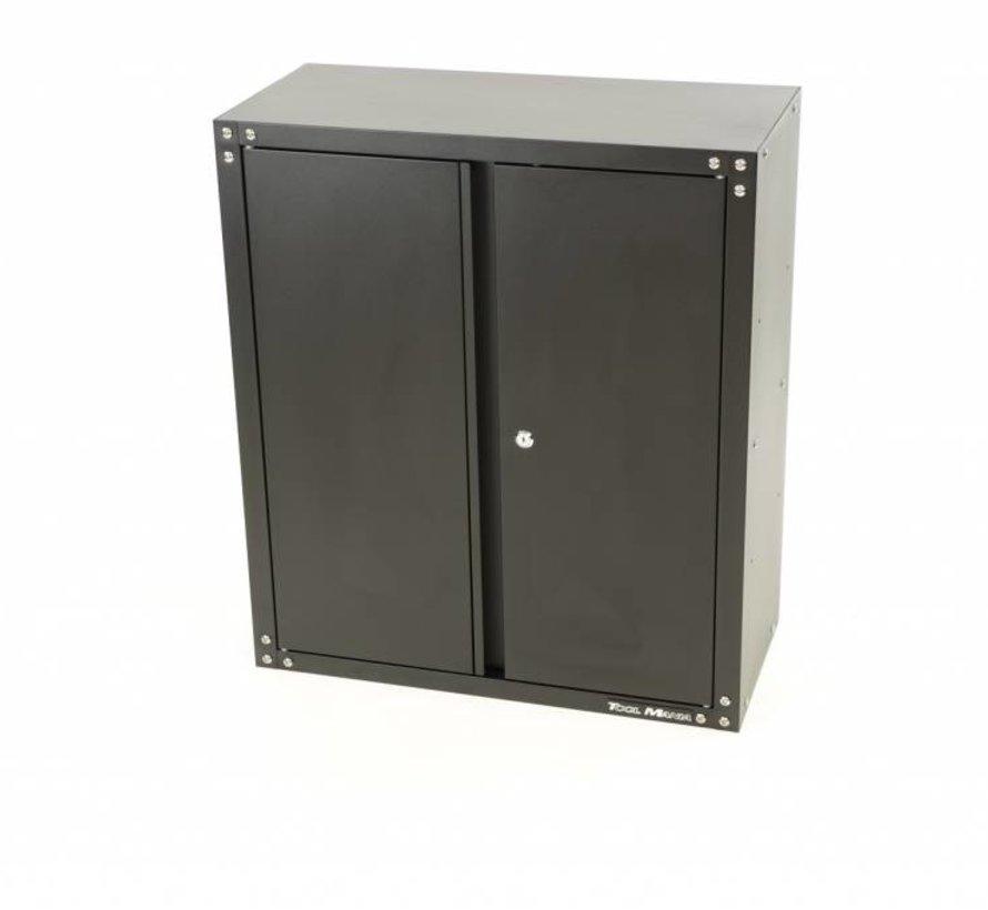 Modulair Hang gereedschapskast met deuren ZWART