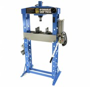TM 20 Ton Hydraulic and Pneumatic Window Press / Workshop Press