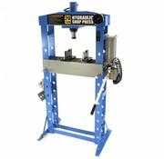 TM 20 Tonnen hydraulische und pneumatische Fensterpresse / Werkstattpresse