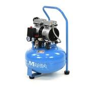 TM 30 Liter professioneller geräuscharmer Kompressor 0,75 PS 230V