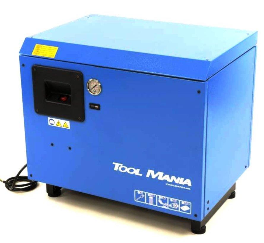 Sound-damped Compressor 5.5 HP, 400V