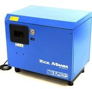 TM Schallgedämpfter Kompressor 10 PS, 400V