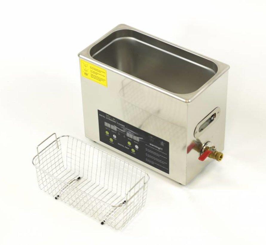 Profi 6 Liter Ultrasoon Reiniger