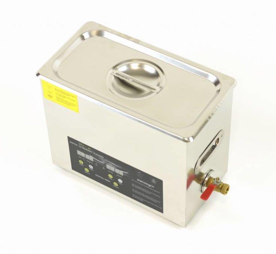 Profi 6,5 Liter Ultrasoon Reiniger