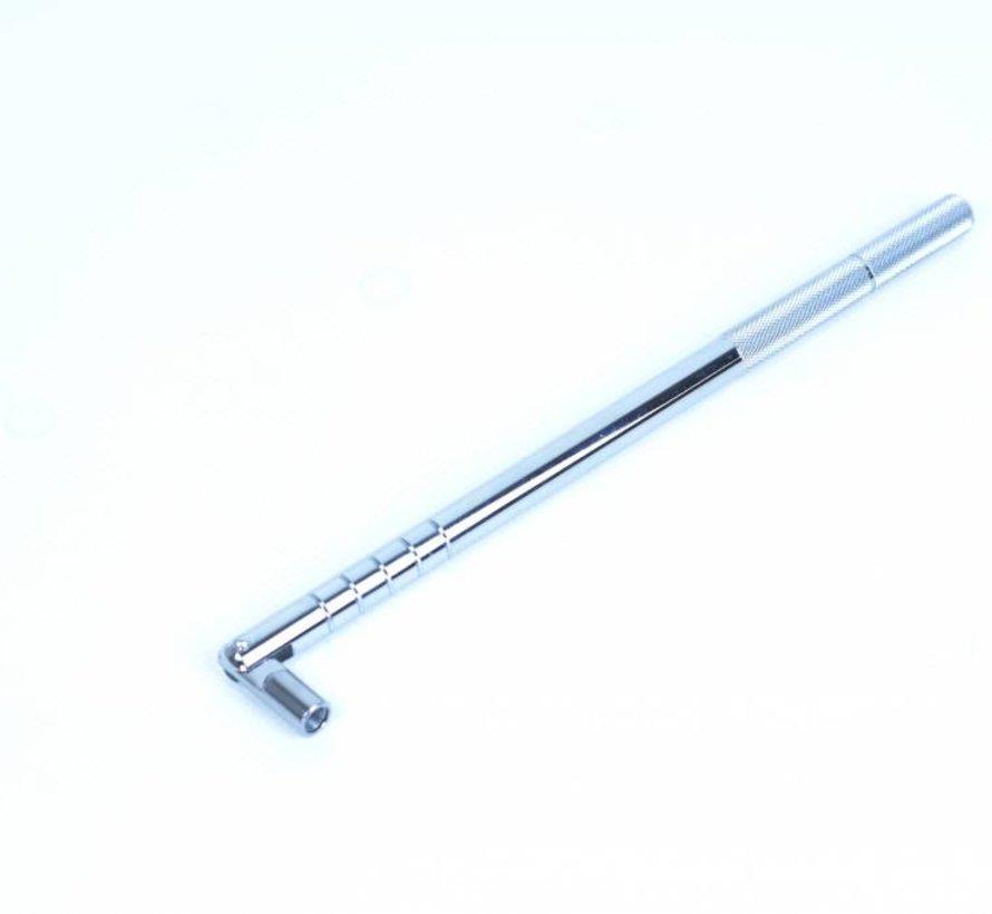 Ventilabsaugung Stahl