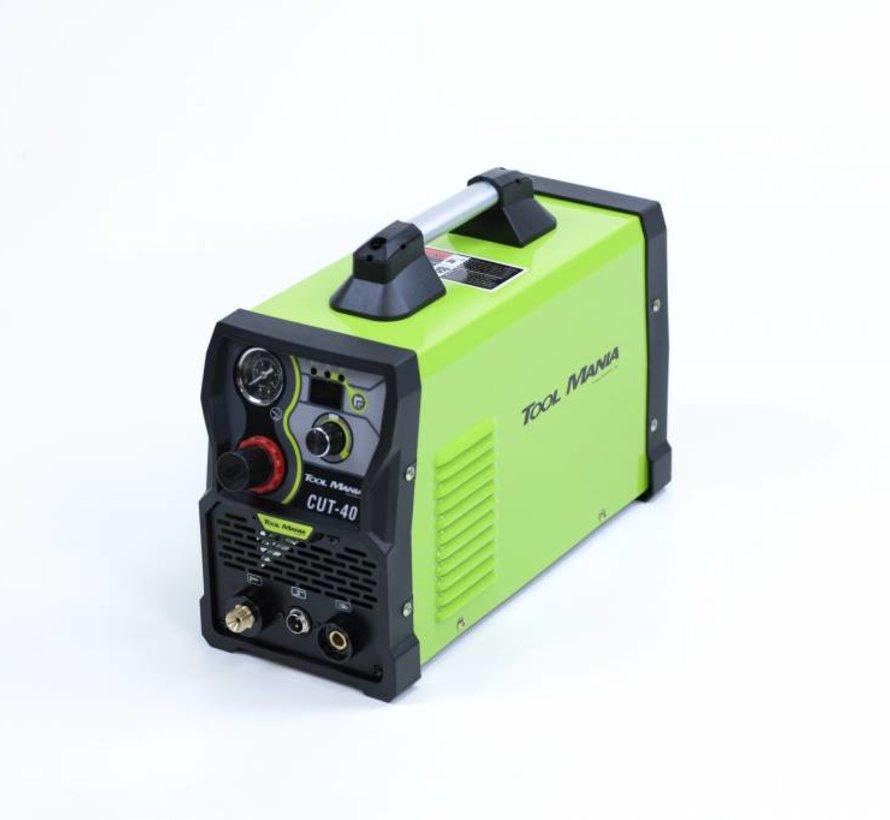 TM CUT 40 Plasma Cutter with Digital Display and IGBT Technology