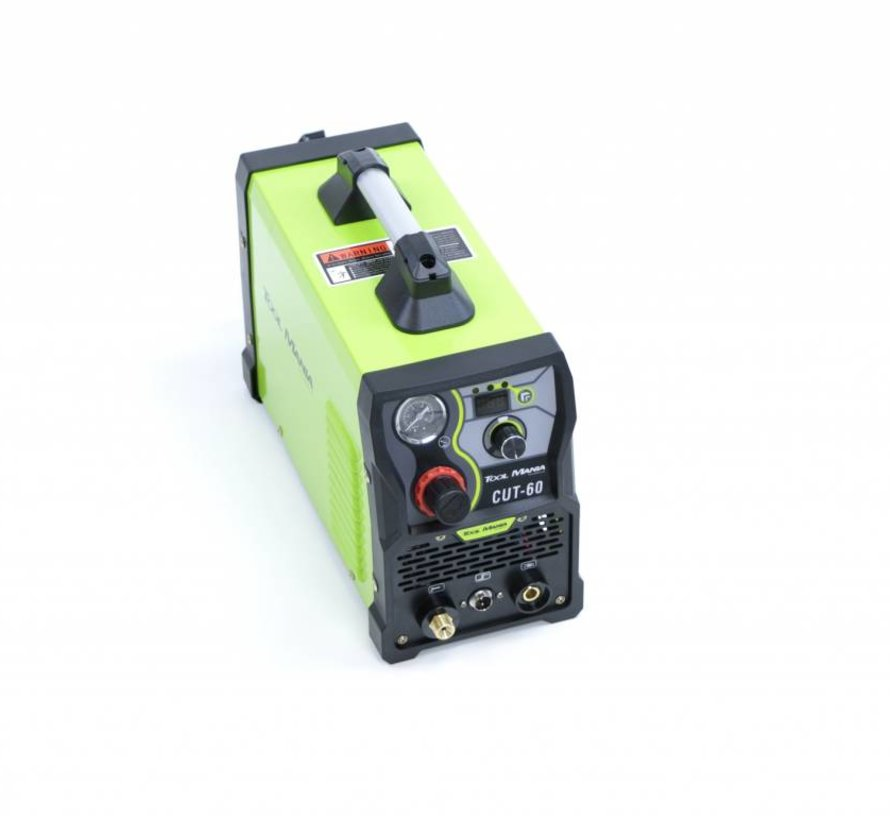TM CUT 60 Plasma Cutter with Digital Display and IGBT Technology