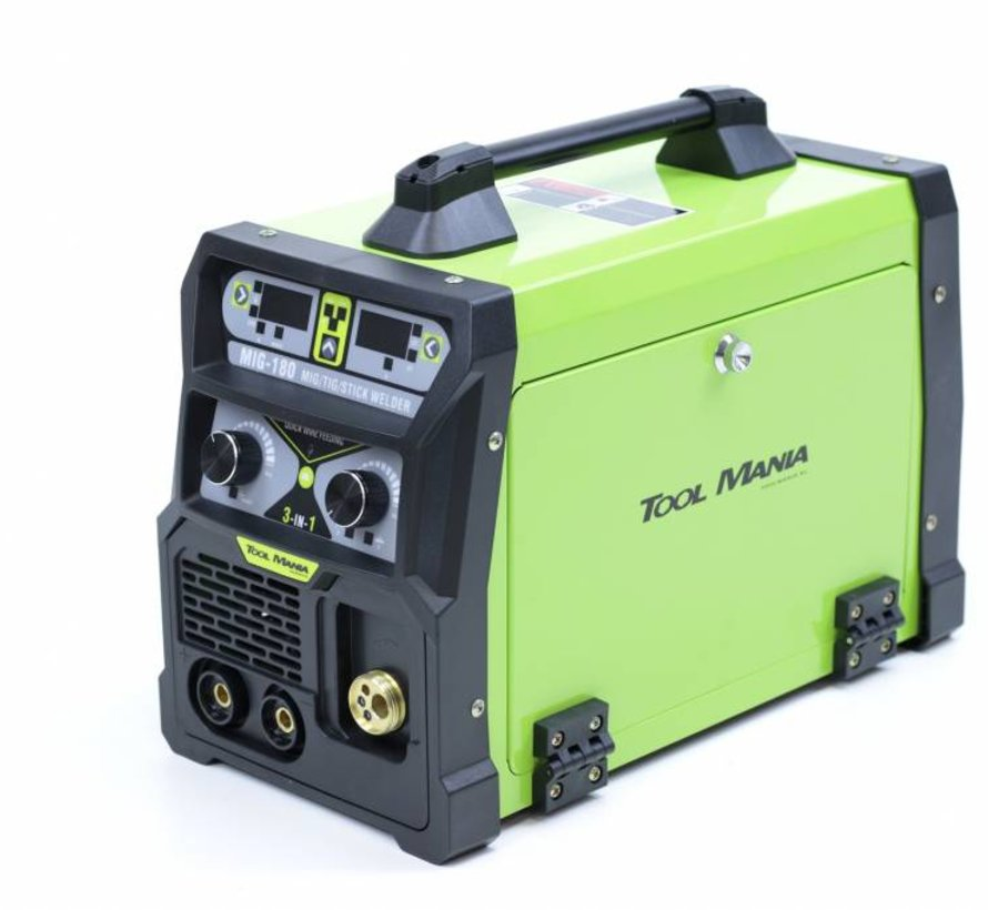 TM MIG / LIFT TIG / MMA Welding Machine with IGBT Technology