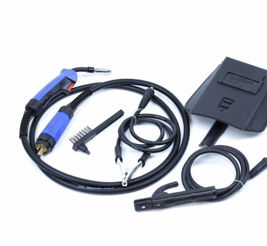TM MIG / LIFT WIG / MMA-Schweißgerät mit IGBT-Technologie