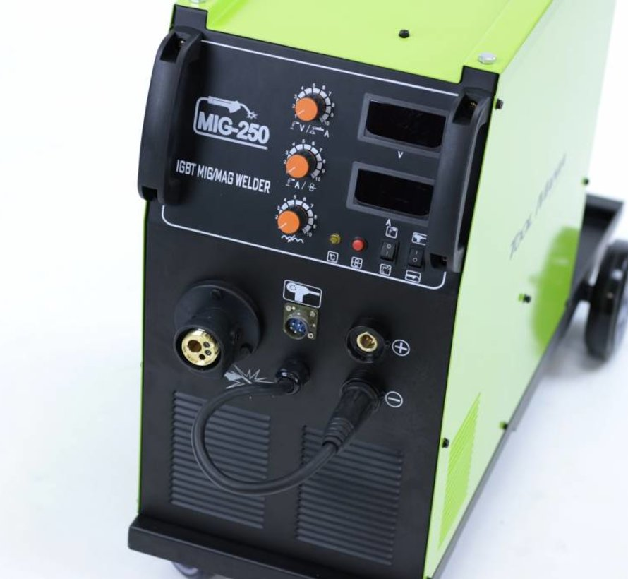 TM Professional IGBT 250 MIG / MAG / MMA-Schweißgerät