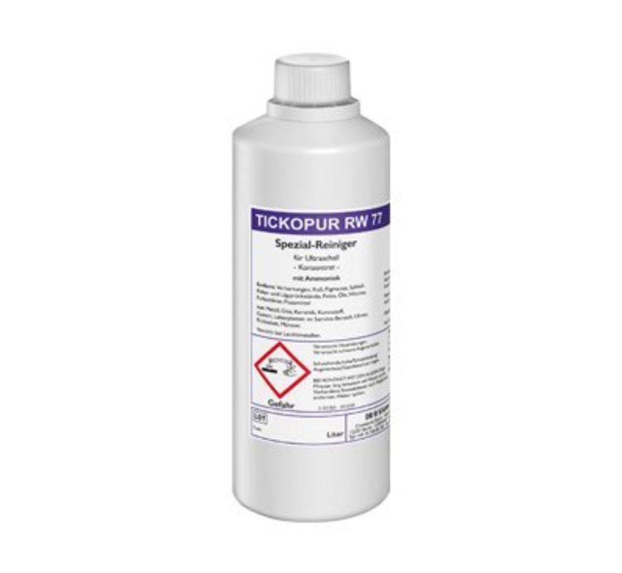 TICKOPUR RW77 Cleaning liquid