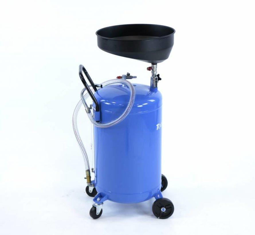 TM Ölsammelsystem mit Stahlbehälter
