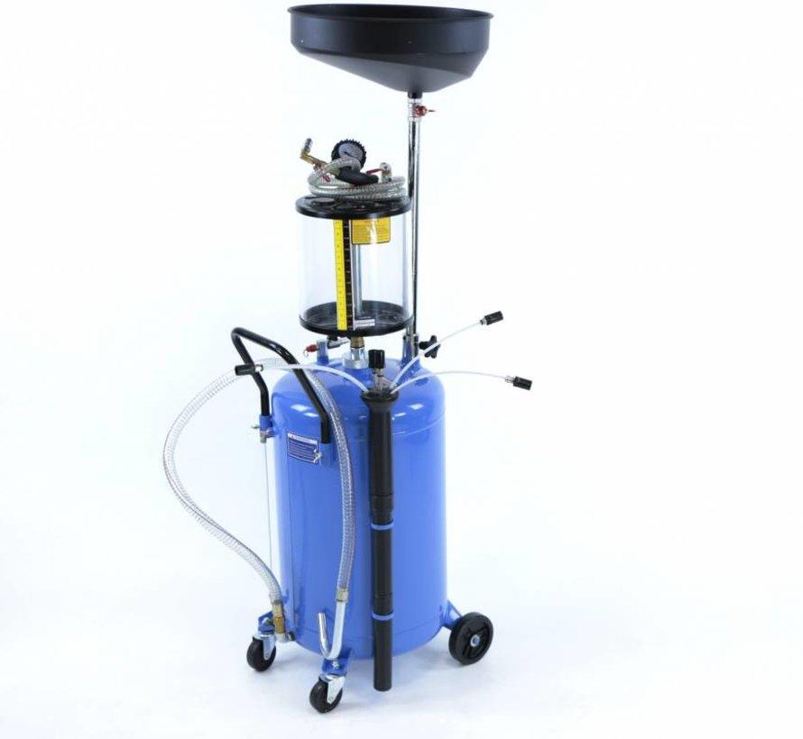 TM Ölsammelsystem / Ölextraktor mit Stahlbehälter