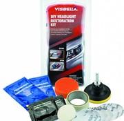 Visbella TM headlights polishing set complete Blister