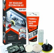 Visbella TM headlights polishing set complete XL