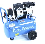 TM 30 Liter Professional Low Noise Compressor 0.75HP 230v