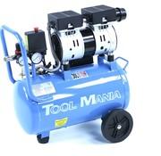 TM Professioneller geräuscharmer 30-Liter-Kompressor 0,75 PS, 230 V