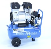 TM 30 Liter Professional Low Noise Compressor 1.5HP 230v