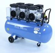 TM 150 Liter Professional Low Noise Compressor 4,5HP 230v