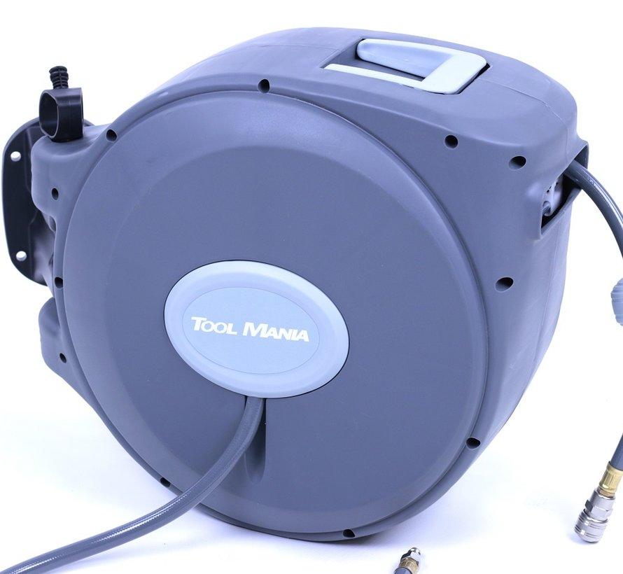 TM PROFI 15 Meter Automatische Lufttrommel