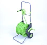 TM TM 45M Portable hose reel with ergonomic handle