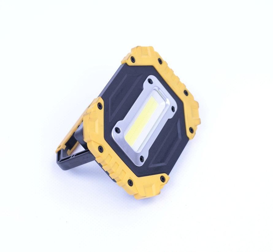 TM LED Work lamp - Construction lamp COB led 450 LUMEN