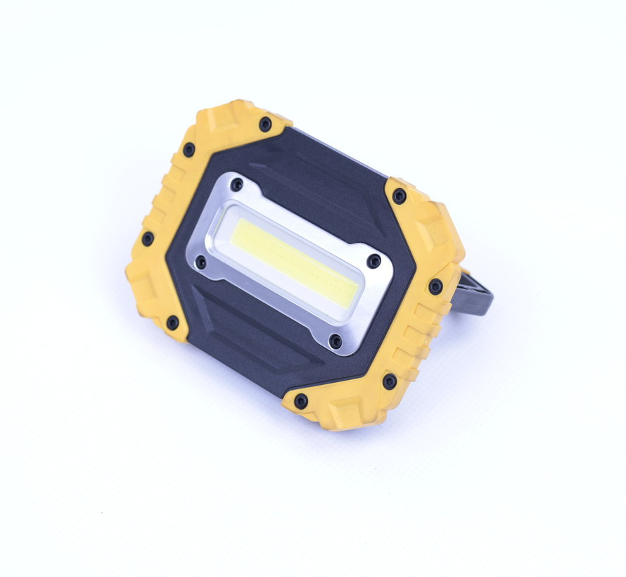 TM LED Werklamp - Bouwlamp COB led 450 LUMEN