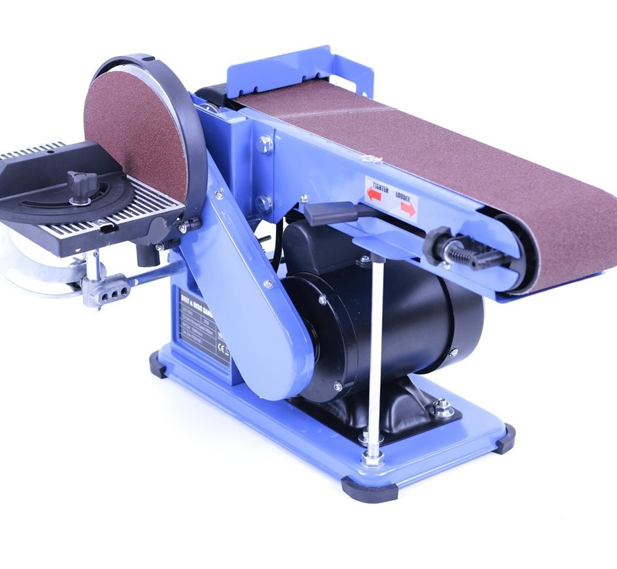 TM 100 Band and disc sander