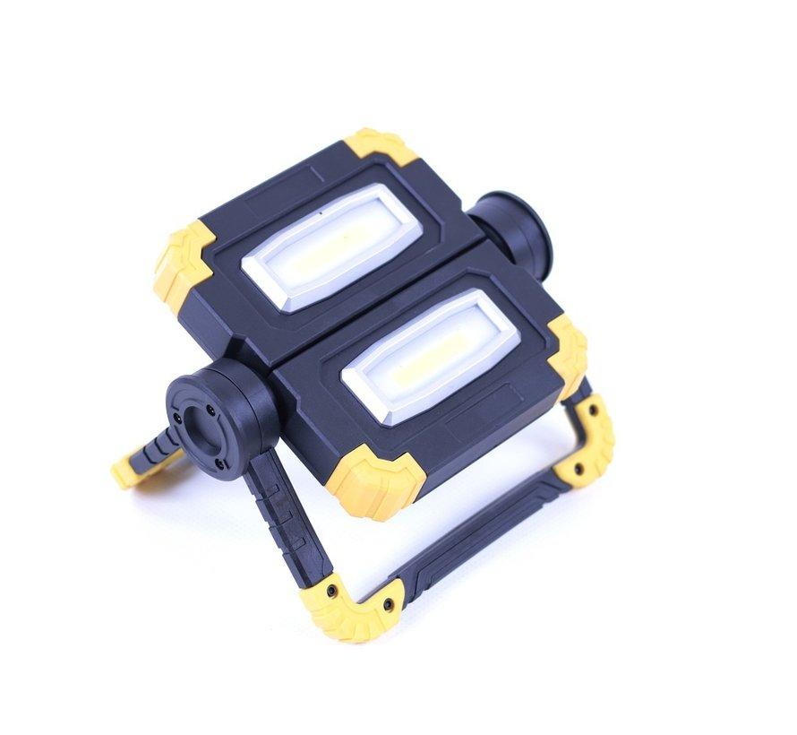 TM LED Arbeitsleuchte - Konstruktionsleuchte COB led 2 x 10W