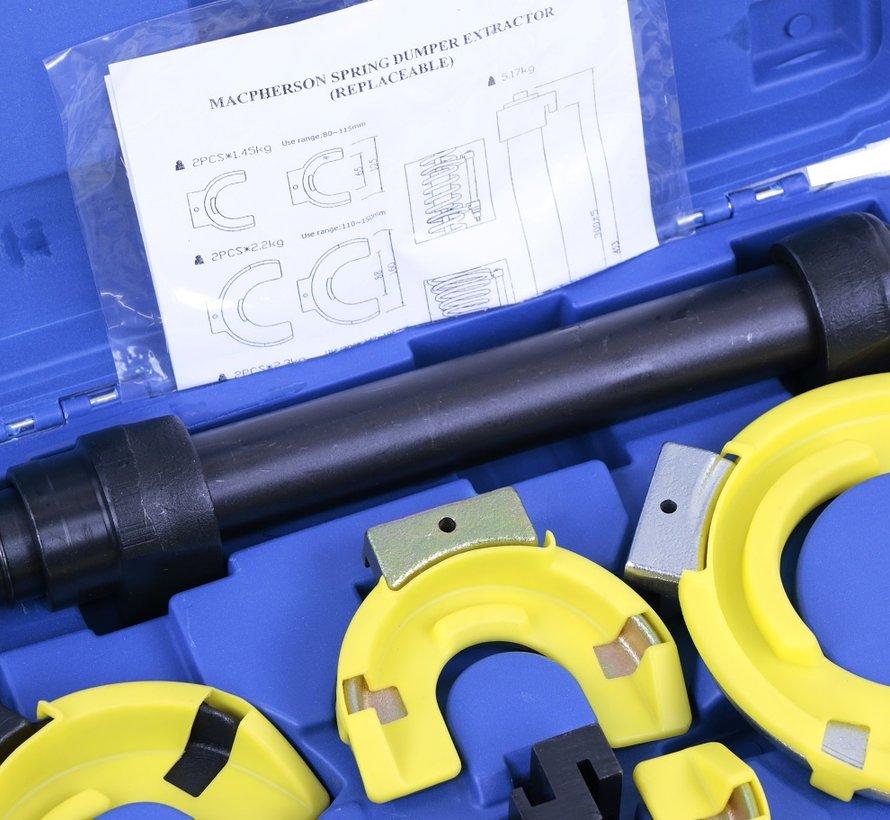 TM Professional Federspannersatz 80 - 265 mm, 1050 kg