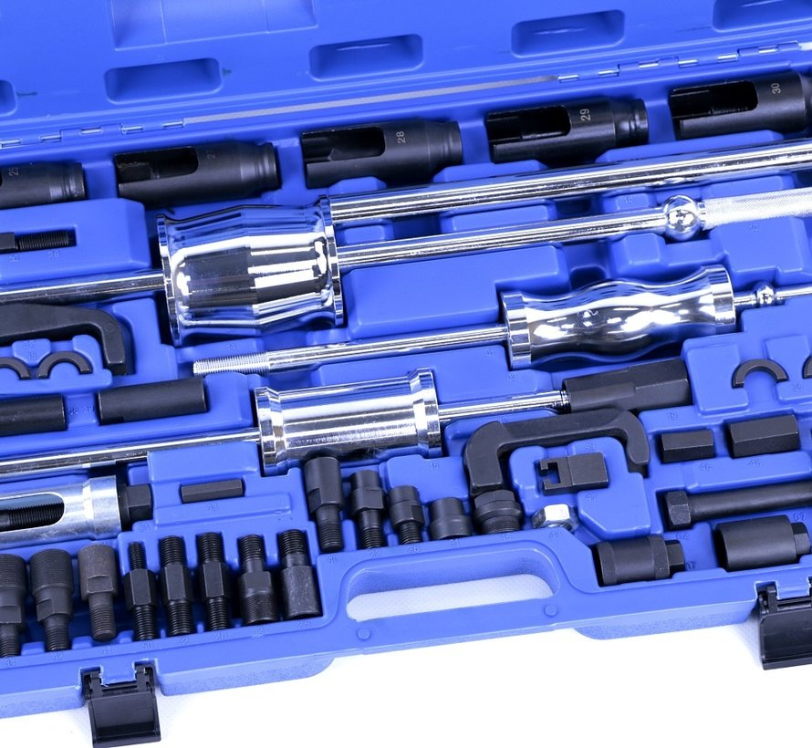TM Universal Diesel injector hammer trigger including adapters