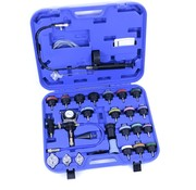 TM TM 28 Piece Cooling system diagnosis / extortion and filling set