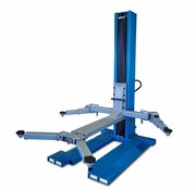 TM Mobile 1-column lift with manual release