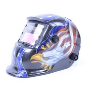 TM TM Automatic Welding Helmet Model 5