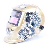 TM TM Automatic Welding Helmet Model 10