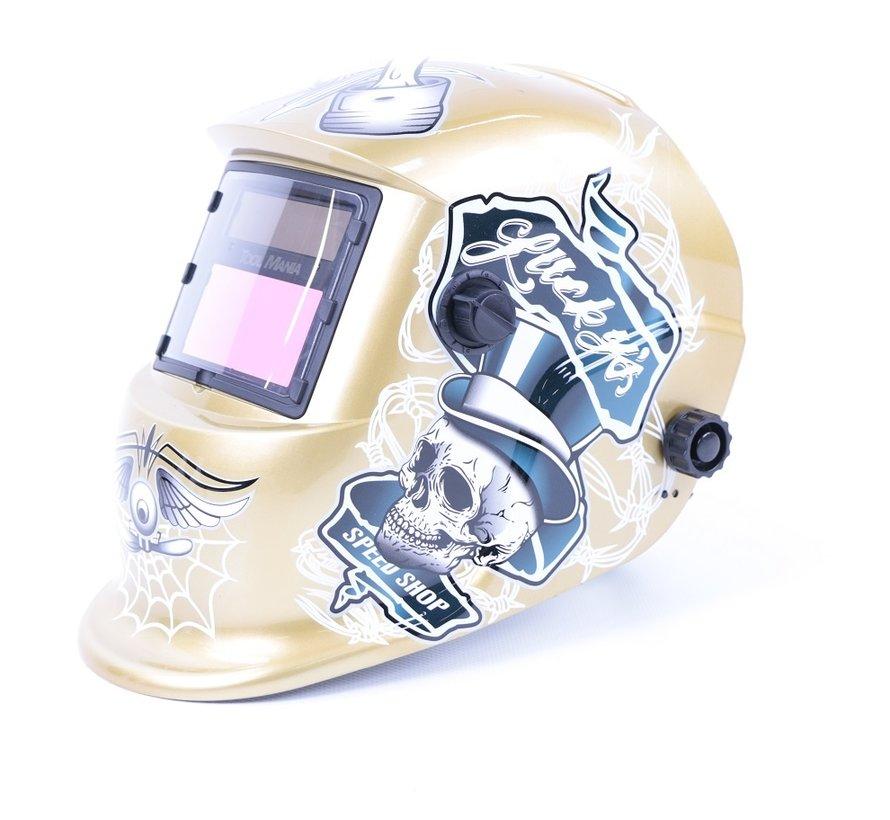 TM Automatic Welding Helmet Model 10