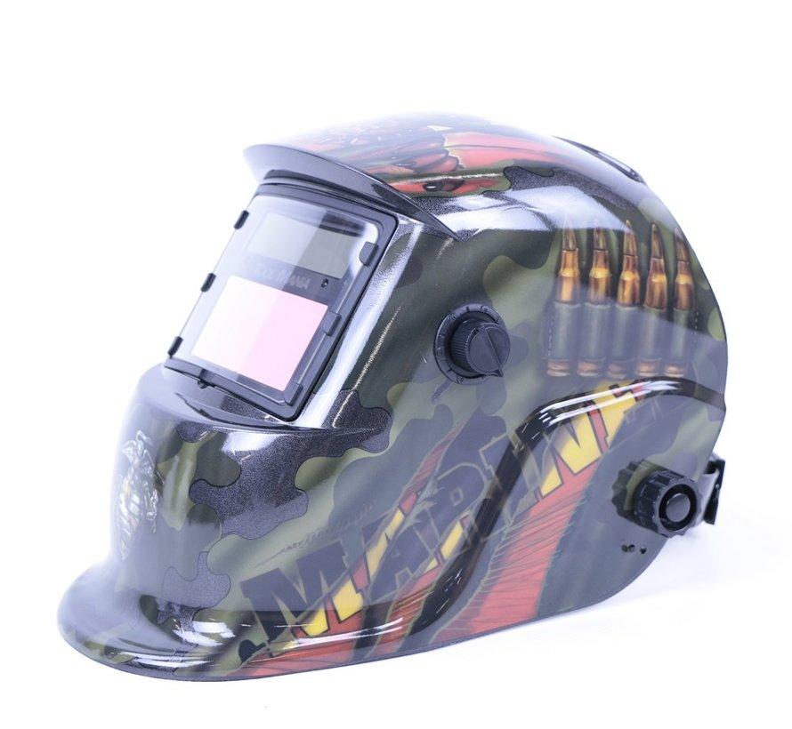 TM Automatic Welding Helmet Model 15
