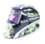 TM TM Automatic Welding Helmet Model 19