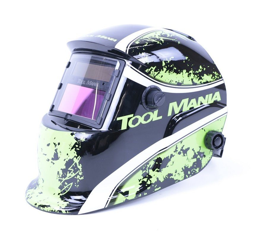 TM Automatic Welding Helmet Model 19