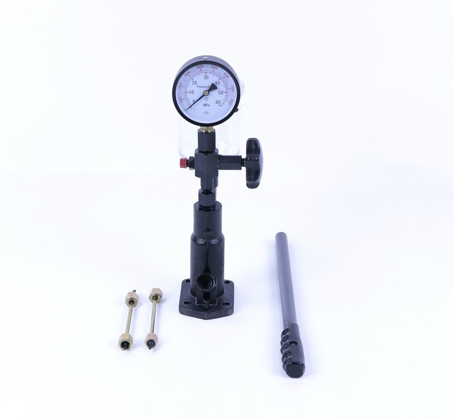 TM Diesel Verstuiver Tester 600 Bar