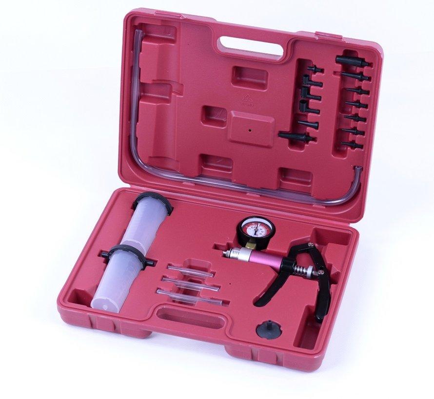 TM 21 Piece Vacuum Pump for Brake Fluid