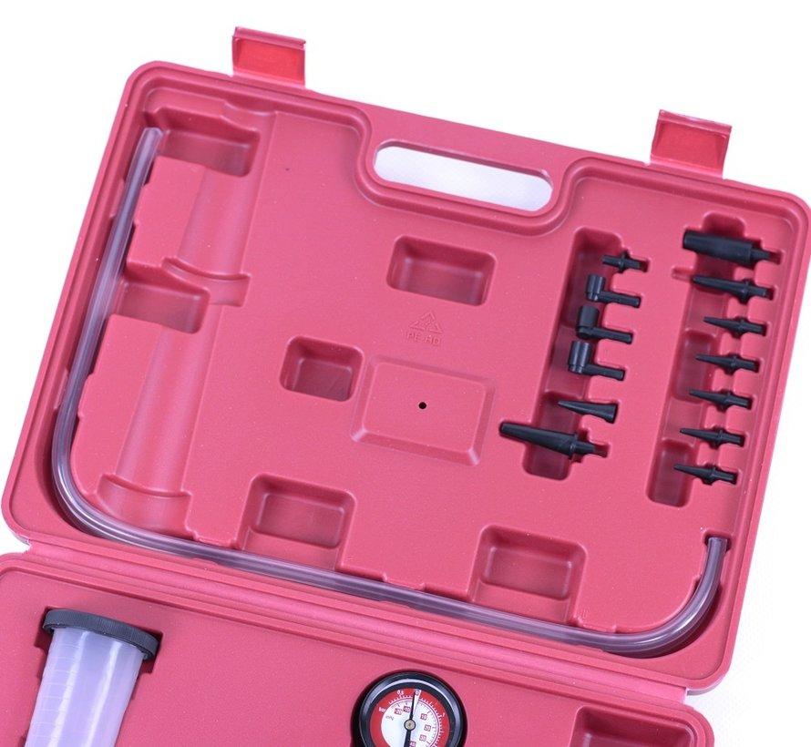 TM 21-teilige Vakuumpumpe für Bremsflüssigkeit