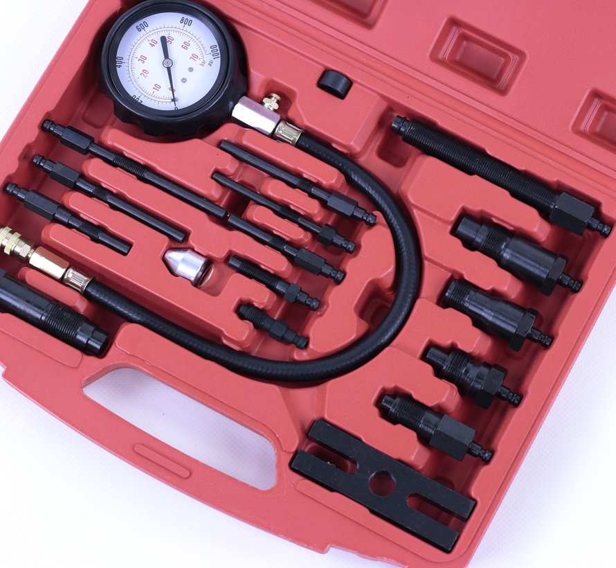 TM Compression tester for Diesel engines