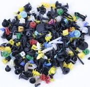 TM TM 100 Delige Assortiment Bekleding Clips Mix